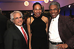 André De Shields, Lou Raizin and Karen Aldridge @ 27th Annual Awards for Excellence in the Arts Gala