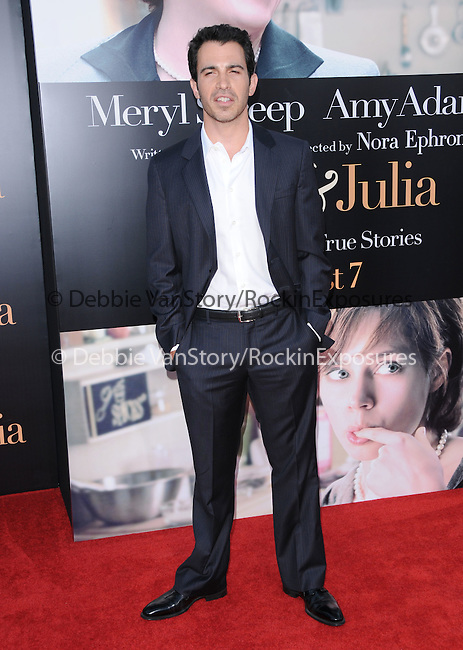 Chris Messina  at The Columbia Pictures' Screening of  Julie & Julia held at The Mann's Village Theatre in Westwood, California on July 27,2009                                                                   Copyright 2009 Debbie VanStory / RockinExposures