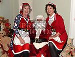 Santa @ Dunleer Christmas Fair 2017