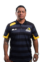Earl Va'a. Wellington Lions ITM Cup official headshots at Rugby League Park, Wellington, New Zealand on Friday, 31 July2015. Photo: Dave Lintott / lintottphoto.co.nz