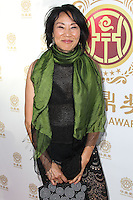 HOLLYWOOD, LOS ANGELES, CA, USA - JUNE 01: Janet Yang at the 12th Annual Huading Film Awards held at the Montalban Theatre on June 1, 2014 in Hollywood, Los Angeles, California, United States. (Photo by Xavier Collin/Celebrity Monitor)