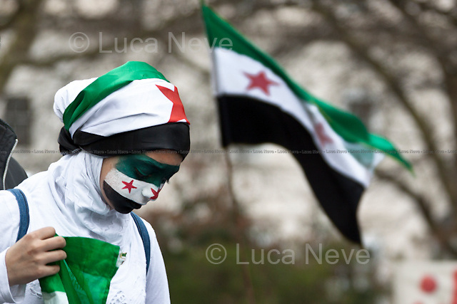 Protester - 2012<br />