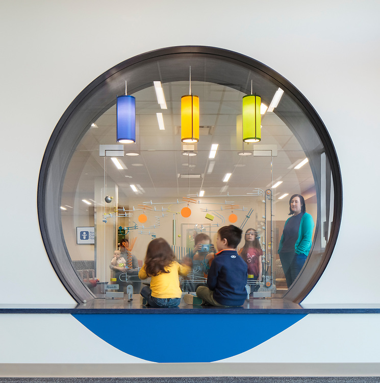 Akron Mansfield Health Center - Akron Children's Hospital   Hasenstab Architects