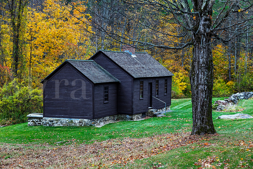 Danial webster birthplace, Franklin, New Hampshire, USA.