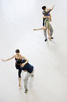 Rehearsals at Les Ballets de Monte Carlo, Beausoleil, France, 3 March 2009