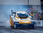 NHRA Mello Yello Drag Racing Series<br /> NHRA Carolina Nationals<br /> zMAX Dragway, Concord, NC USA<br /> Sunday 17 September 2017 J.R. Todd, DHL, funny car, Toyota, Camry<br /> <br /> World Copyright: Mark Rebilas<br /> Rebilas Photo