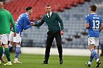 22.05.2021 Scottish Cup Final, St Johnstone v Hibs: Jack Ross