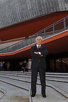 Paolo Ferrari presidente del Festival.Paolo Ferrari president of Festival del Cinema di Roma.Roma 10/10/2012 Auditorium.Conferenza stampa di presentazione della 7a edizione della festa del cinema di Roma.foto Insidefoto / GB
