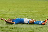 Gonzalo Higuain Napoli,  <br /> Napoli 18-09-2014 Stadio San Paolo <br /> Football Calcio UEFA Europa League Group I. Napoli - Sparta Praga.<br /> Foto Cesare Purini / Insidefoto