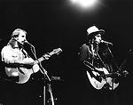Bellamy Brothers 1977 .© Chris Walter.