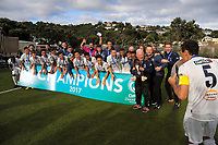 170507 Oceania Football Championship Final - Team Wellington v Auckland City FC