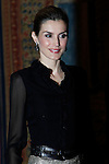 2014130 Spanish Royals Attend Oficial Recepcion