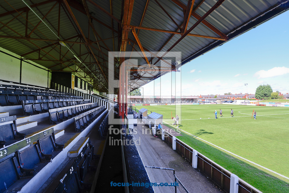 Chorley Fc V Lowestoft Town Conference North Focus Images Ltd