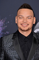 LOS ANGELES, USA. November 25, 2019: Kane Brown at the 2019 American Music Awards at the Microsoft Theatre LA Live.<br /> Picture: Paul Smith/Featureflash