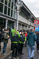 Austerity Protest Manchester's Tory Conference, 1st Oct 2017