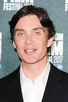 """Cillian Murphy<br /> arriving for the London Film Festival 2017 screening of """"The Party"""" at Embankment Gardens Cinema, London<br /> <br /> <br /> ©Ash Knotek  D3330  10/10/2017"""