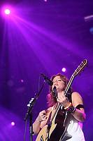 Sarah McLachlan performs at the 45th Festival d'ete de Quebec on the Plains of Abraham in Quebec city Friday July 13, 2012. The Festival d'ete de Quebec is Canada's largest music festival with more than 1000 artists and close to 300 shows over 11 days..