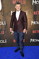 """Andy Serkis<br /> arriving for the""""Mowgli: Legend of the Jungle"""" premiere at the Curzon Mayfair, London<br /> <br /> ©Ash Knotek  D3464  04/12/2018"""