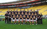 131005 Rugby - Wellington Under-18 Team Photo