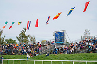 The Showjumping. 2021 SUI-FEI European Eventing Championships - Avenches. Switzerland. Sunday 26 September 2021. Copyright Photo: Libby Law Photography