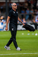Francesco Guidolin, Manager of Swansea City  during the Pre Season friendly match between Swansea City and Rovers played at the Memorial Stadium, Bristol on July 23rd 2016