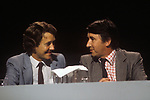 Liberal Party Conference Blackpool 1980 David Alton and David Steel MP    1980s UK