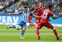 Mathew Leckie, Ailton /   / general viel, Spielszene  /      <br /> / Sport / Football Football / DFL 1. Bundesliga Bundesliga  /  2017/2018 / 19.08.2017 / Hertha BSC Berlin vs. VfB Stuttgart 170819027 /  *** Local Caption *** © pixathlon<br /> Contact: +49-40-22 63 02 60 , info@pixathlon.de<br /> Contact: +49-40-22 63 02 60 , info@pixathlon.de