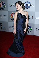 BEVERLY HILLS, CA - JANUARY 12: Sasha Cohen at the NBC Universal 71st Annual Golden Globe Awards After Party held at The Beverly Hilton Hotel on January 12, 2014 in Beverly Hills, California. (Photo by David Acosta/Celebrity Monitor)