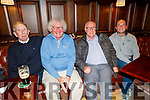 Richard Walsh, John Galvin, Denis O'Sullivan and Eoin Galvin enjoying the evening in the Grand Hotel on Friday.