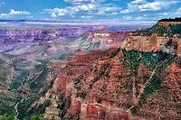 Roosevelt Point. Grand Canyon National Park, Arizona