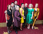 © Licensed to London News Pictures . 16/05/2015 .  The Palace Hotel , Manchester , UK . Eastenders cast . The red carpet at the 2015 British Soap Awards , The Palace Hotel , Oxford Road , Manchester . Photo credit : Joel Goodman/LNP