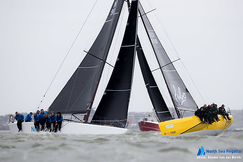 North Sea Racing