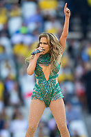 JLO sings at the FIFA World Cup Opening Ceremony