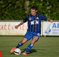FC Veldegem : Dwight Grymonprez <br /> Foto VDB / Bart Vandenbroucke
