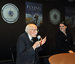 "The National Museum of the United States Air Force presented the film ""Flying the Feathered Edge, The Bob Hoover Project"" as part of their Living History Film Series at the museum theatre on April 9, 2015. Special guests for the sold-out presentation were living legend and National Aviation Hall of Fame enshrinee R.A. ""Bob"" Hoover and the film's producer Kim Furst."