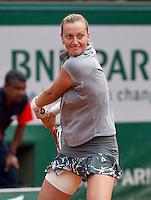 France, Paris, 31.05.2014. Tennis, French Open, Roland Garros, Svetlana Kuznetsova (RUS) <br /> Photo:Tennisimages/Henk Koster