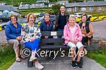 34 Glenbeigh Community Council 2021<br /> Volunteers of the Glenbeigh Community Council / Tidy Towns pictured at Rossbeigh Beach<br /> <br /> L-R Geraldine Murphy, Ann McKenna. Vera O'Sullivan, Steve Baggett, Joan Connors, Kate O'Connor