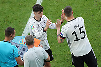 Kai Havertz (Deutschland Germany) geht, Niklas Süle (Deutschland Germany) kommt<br /> - Muenchen 19.06.2021: Deutschland vs. Portugal, Allianz Arena Muenchen, Euro2020, emonline, emspor, <br /> <br /> Foto: Marc Schueler/Sportpics.de<br /> Nur für journalistische Zwecke. Only for editorial use. (DFL/DFB REGULATIONS PROHIBIT ANY USE OF PHOTOGRAPHS as IMAGE SEQUENCES and/or QUASI-VIDEO)