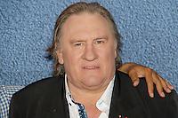 gerard depardieu en photocall pour le film tour de france - film selectionne dans le cadre de la quinzaine des realisateurs au Festival de Cannes 2016 - theatre croisette a cannes le dimanche 15 mai 2016