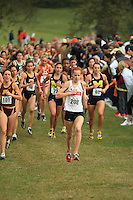 November 1st, 2008. The Big Ten Cross Country Championships held at University of Michigan Golf Club..