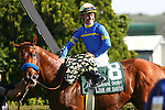 09 April 2010: Line of David and Jon Court win the Arkansas Derby at Oaklawn Park in Hot Springs, AR.