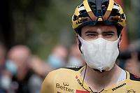 at the race start in Clermont-Ferrand<br /> <br /> Stage 1: Clermont-Ferrand to Saint-Christo-en-Jarez (218km)<br /> 72st Critérium du Dauphiné 2020 (2.UWT)<br /> <br /> ©kramon