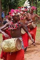 DEER HORN DANCE in Bahigaon village in Chhattisgarh India