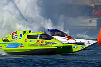 "Mathew Daoust, GP-9, Mike Monahan, GP-35 ""TM Special"" (Grand Prix Hydroplane(s)"