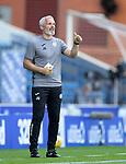 Rangers v St Mirren: St Mirren manager Jim Goodwin