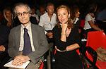 LUCIANO CANFORA CON SILVIA RONCHEY<br /> PREMIO LETTERARIO CAPALBIO 2003