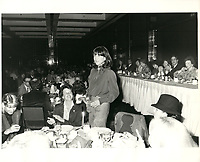 Mila Mulroney, 13 Mars 1983<br /> <br /> <br /> PHOTO :  Agence Quebec Presse