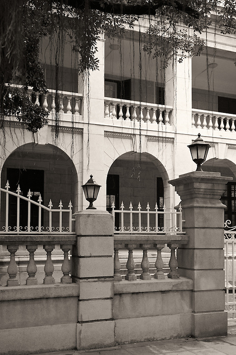 Former British Consulate (West Wing Annex), Shamian (Shameen) Island, Guangzhou (Canton).