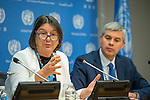 Press conference with Ms. Hilal Elver, UN Special Rapporteur on the right to food