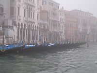 Foggy Morning, Venice